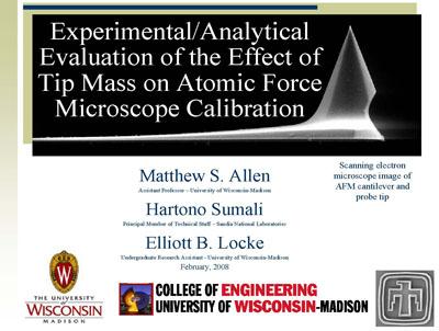 AFM Calibration Thumbnail